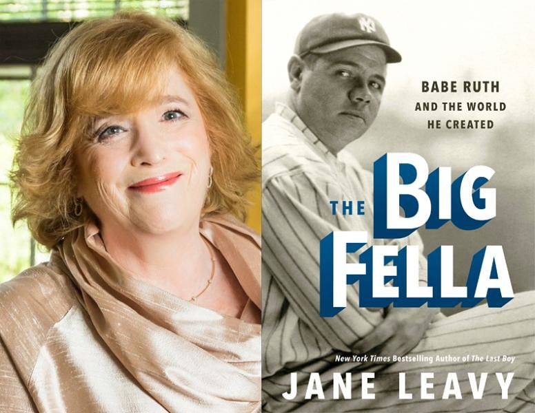 Image result for jane leavy the big fella