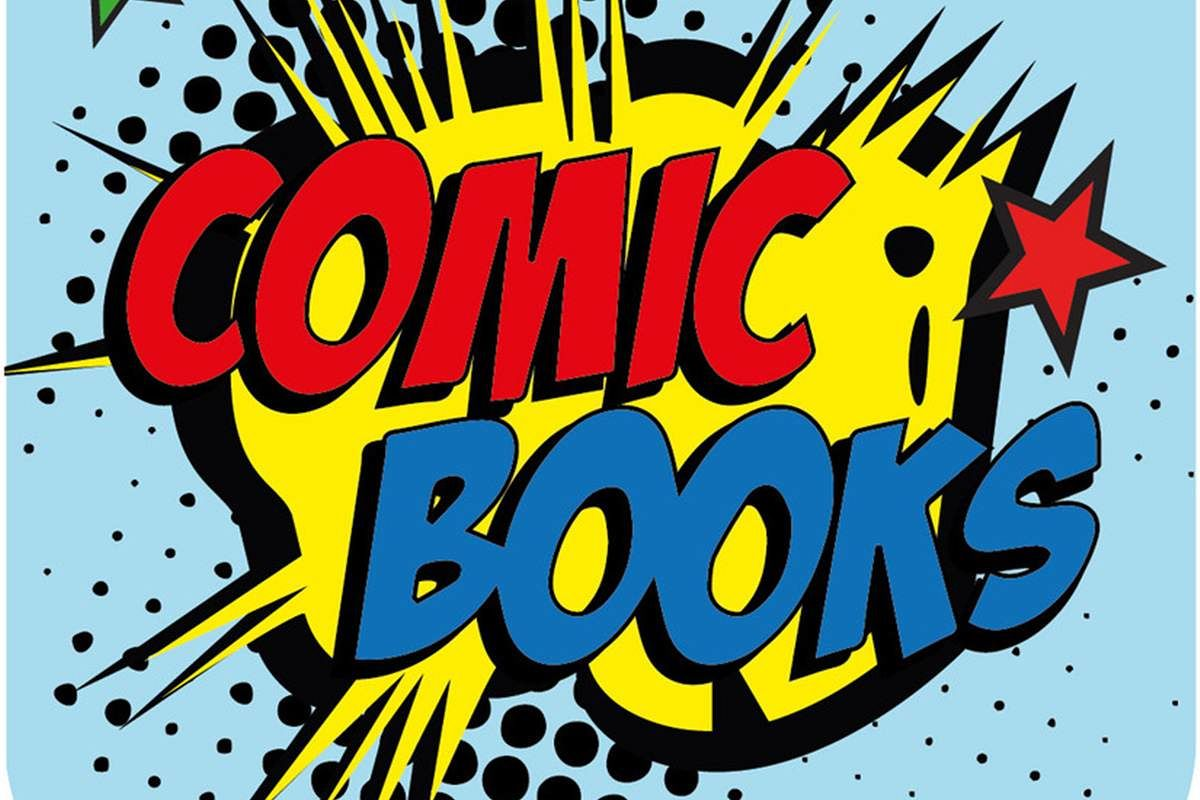 Comics for Beginners - How to Write & Draw Comics